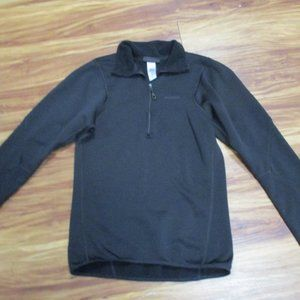 Patagonia Men's Black Quarter Zip Shirt XS